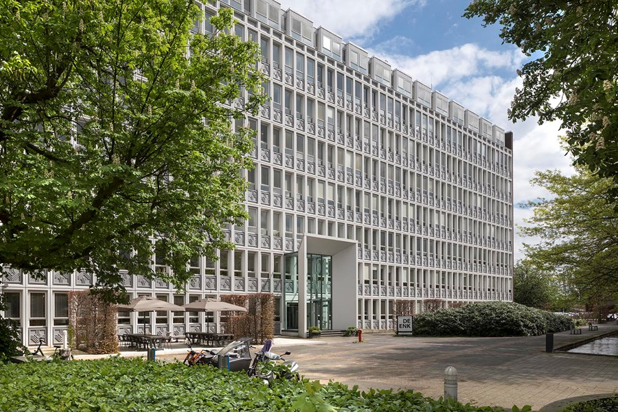 Kantoorgebouw De Enk Arnhem