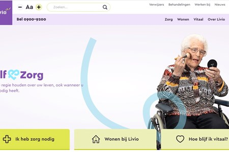 Website Livio