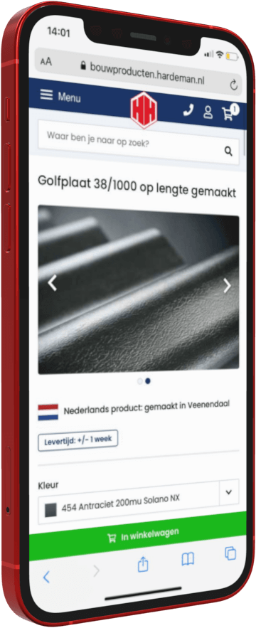 Iphone Rood