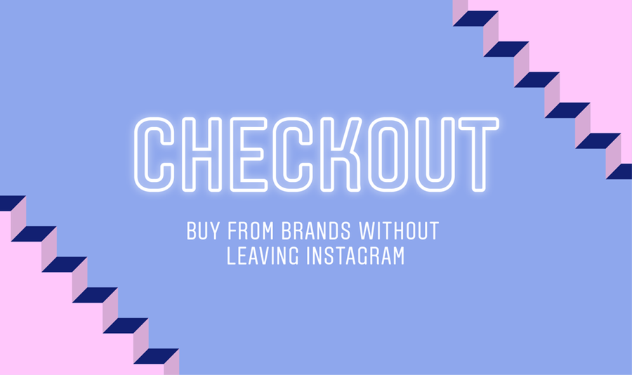 Instagram Checkout Banner